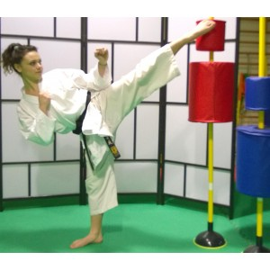 Colpitore per Karate Games