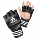 GUANTI ADIDAS MMA ULTIMATE IN PELLE NERI CON GEL